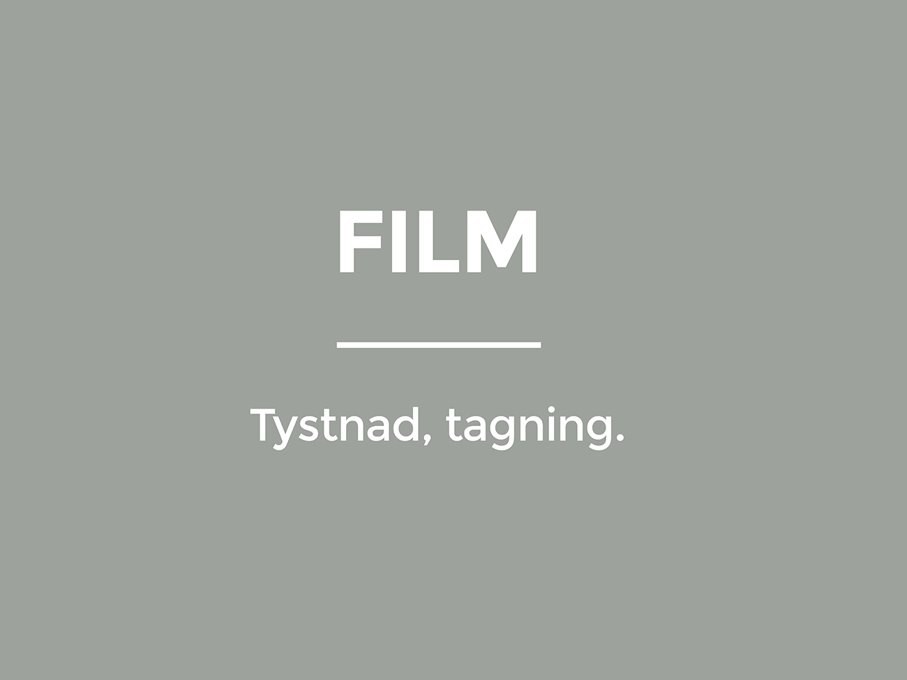 Film | Stygg Media